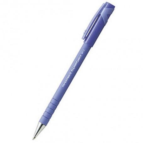Stylo bille Flexgrip ultra rétractable pointe moyenne encre classique bleu