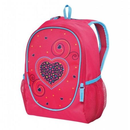 """Sacà dos pour enfant Herlitz Rookie """"Pink Hearts"""""""