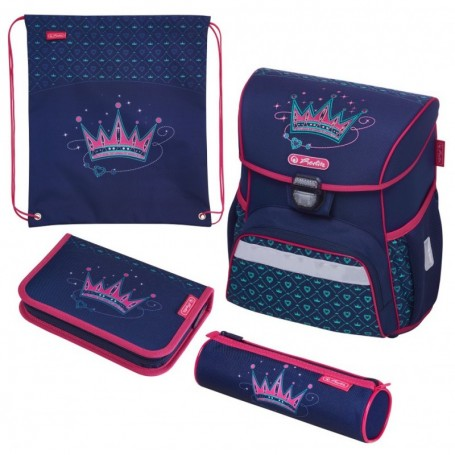 "Cartable Herlitz Loop Plus ""Crown"""