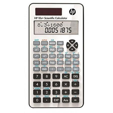 Calculatrice scientifique Hp 10s+