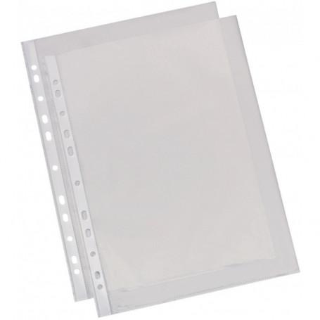 Lot de 10 pochettes perforées ProOffice A4