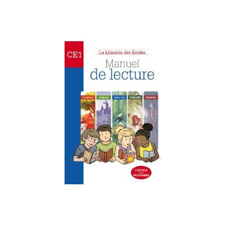 Manuel de lecture – 5 œuvres littéraires - CE1