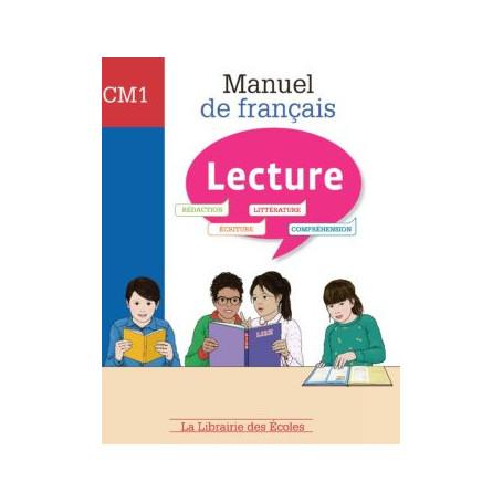 Manuel de lecture – 5 œuvres littéraires - CM1