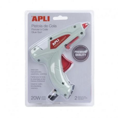 Pistolet à colle électrique Agipa