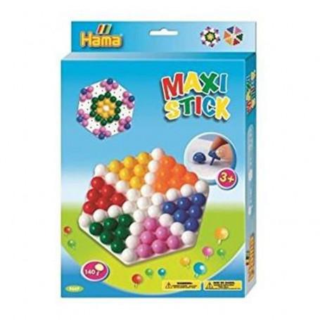 """Maxi perles aiguille """"hexagonal"""""""