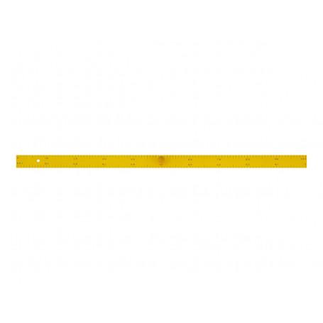 Règle Wonday pour tableau en bois de longueur: 1 m aimanté