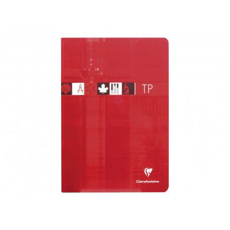 Cahier Travaux Pratique Clairefontaine 21X29.7 96p 90g  grands carreaux Séyès