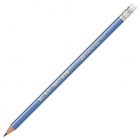 Crayon Bic Evolutions Triangle  HB avec gomme