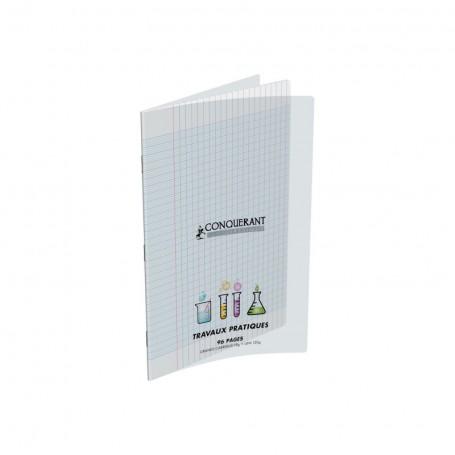 Cahier Travaux Pratique Conquerant 21X29.7 96p 90g  grands carreaux Séyès