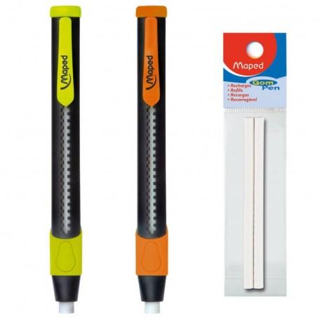 Recharge pour crayon à gomme Maped Pen-Gom