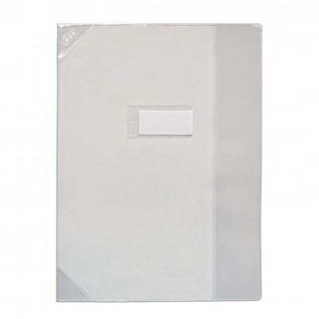 Protège-cahier Elba Strong Line incolore Maxi formats 24X32cm